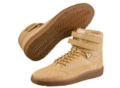 PUMA Sky Hi II sneakers.   Sneakers, Puma, Air jordan sneaker