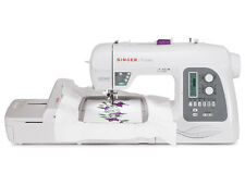 Extra Discount - Singer Futura XL-550Sewing + Embroidery AutomaticSewing Machine