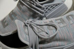 timeless design 5b6fe 17391 Details about ADIDAS PW HUMAN RACE NMD TR COTTON CANDY SIZE 10