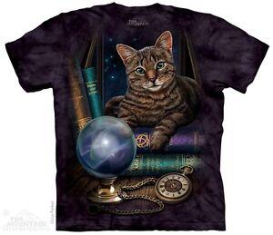 Fortune-Teller-Cat-Shirt-Mountain-Brand-In-Stock-mystical-magic-Small-5X