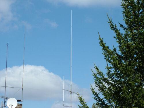 9.3dB Harvest X700H High Gain V//UHF Dual Band Base Antenna ,13.0dB UHF VHF