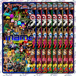 Mame-Multicade-Multi-Character-Series-Arcade-Game-Cabinet-Artwork-Sideart