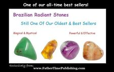 Magical Good Luck Stones & Crystals To Help Me Win Money Love Success & Lottery