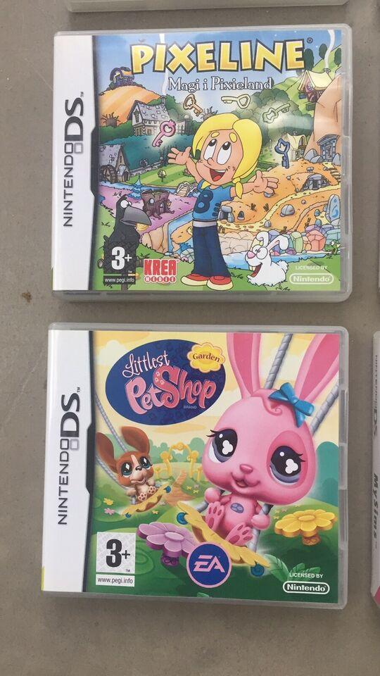 Forskellige spil til DS, Nintendo DS, anden genre
