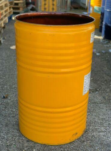 Parte superior abierta 205 litros//45 Galones De Acero Tambor//barril//Contenedor//Plantador para Árboles//Metal