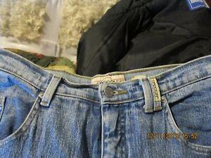 Sasson Para Mujer Blue Jeans Pantalones Talla 14 Largo Usado Ebay