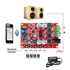TDA7492P 2 x 50 Watt Dual Channel Amplifier Wireless Digital Bluetooth 4.0 Audio