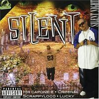 Silent - Silent Night [new Cd] Explicit on Sale
