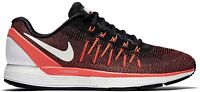 Nike Air Zoom Odyssey 2 Men's Running Shoes Red Black 844545 006 Size 9.5