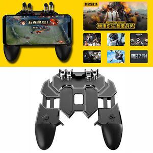AK66 MEMO Mobile Gaming Controller Turnover Fire Button For IOS