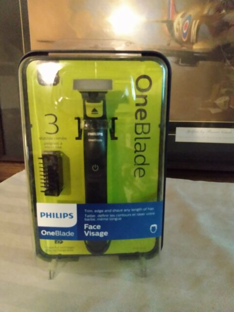 Philips OneBlade Hybrid Electric Trimmer and Shaver, QP2520/21