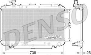 RADIADOR-REFRIGERACIoN-DEL-MOTOR-DENSO-DRM50064