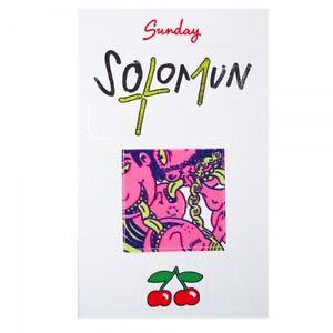Pacha Ibiza Club Sticker Set Solomun +1 Sunday 2014 Logo White House