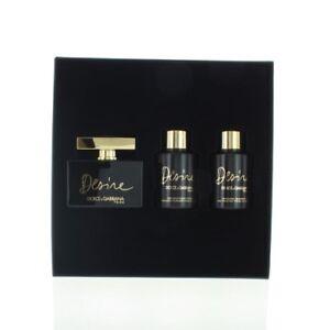 3d915912cbe2 Dolce   Gabbana The One Desire Gift Set With Eau De Parfum Intense Spr 75ml