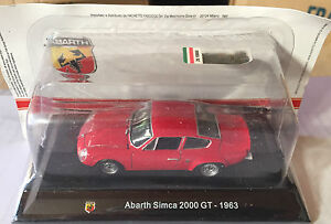 DIE-CAST-034-ABARTH-SIMCA-2000-GT-1963-034-TECA-RIGIDA-BOX-2-SCALA-1-43
