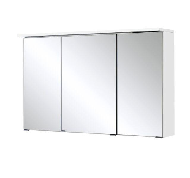 Badspiegel Led Beleuchtung Badezimmer Spiegelschrank 3d Badspiegel