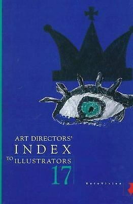 Art Directors' Index to Illustrators by Rotovision-ExLibrary