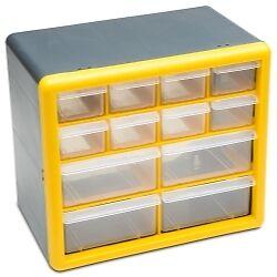 Titan Tools 21269 12 Drawer Multi-Purpose Organizer