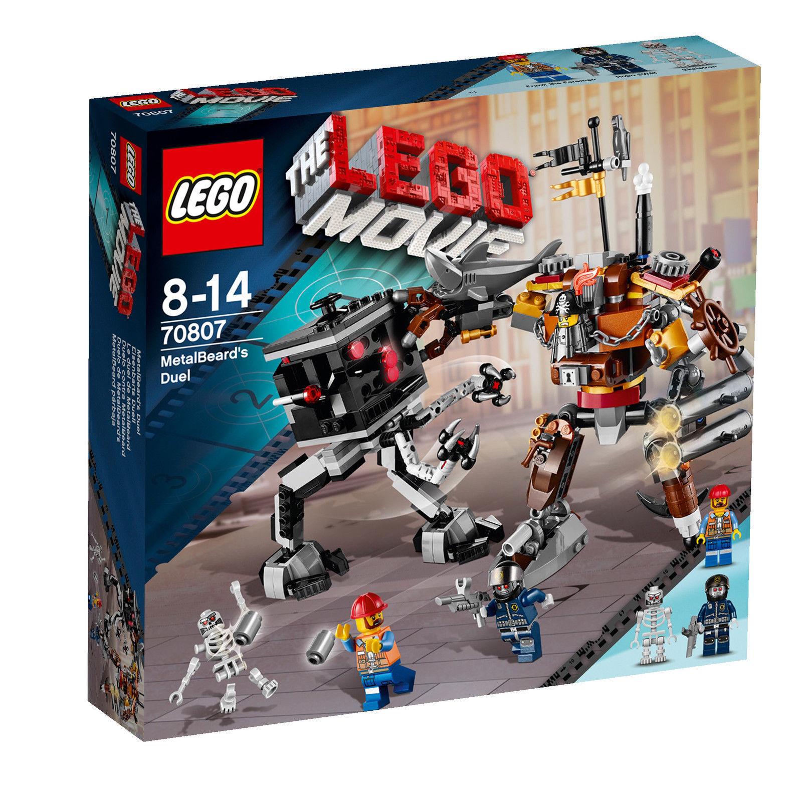 LEGO ® 70807 The LEGO® Movie Eisenbarts Duell Neu OVP New