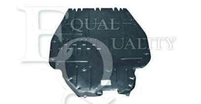 R087  EQUAL QUALITY Insonorizzazione vano motore centro inferiore AUDI A3 8L1
