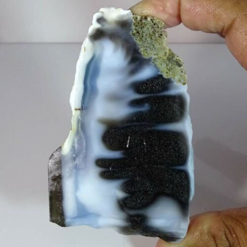 100/% Natural Blue Opal Slab Rough Quality Cabochon Loose Gemstone Good Looking 6