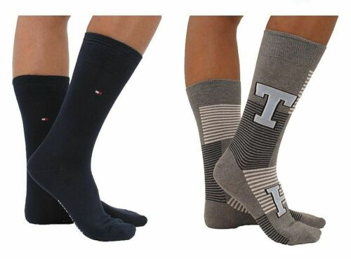 WOW 2er 4er 6er Set Tommy Hilfiger Herren Bussines Socken