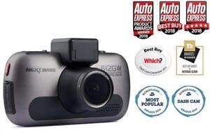 Nextbase-612GW-Dash-Cam-Front-Camera-GPS-Wifi-4k-Ultra-HD-3-034-Touch-Screen