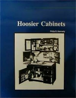 A-0050  168 pgs Hoosier Cabinets book
