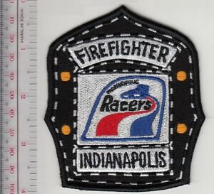 Details about Indianapolis Fire Department & WHA Indiana Racers Ice Hockey  Team Promo