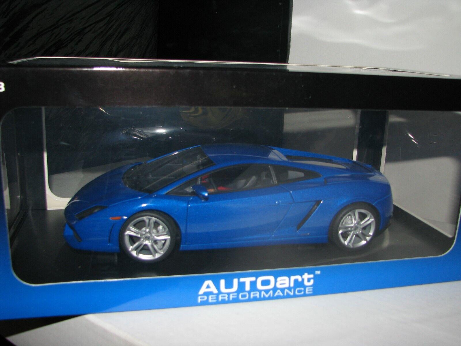 1  18 Autoart  74588 Lamborghini Gallardo LP560-4 Monterey bleu  le plus en vogue