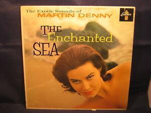 MARTIN-DENNY-034-The-Enchanted-Sea-034-LP-Liberty-LRP-3141-1959-MONO