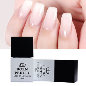 2X-BORN-PRETTY-10ml-Opal-Jelly-UV-Gel-Gellack-Nagellack-Nail-Polish-Soak-Off-DIY
