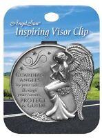 Angelstar E7 Car Travel Inspiring Visor Clip Guardian Angel – Stars 15690
