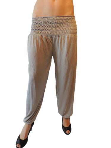Pantalons aladinhose 36-46 pluderhose Haremhose ballonhose pantalon bouffant pantalon