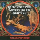 Live at the Carousel Ballroom 1968 by Quicksilver Messenger Service (CD, Aug-2010, 2 Discs, United States)