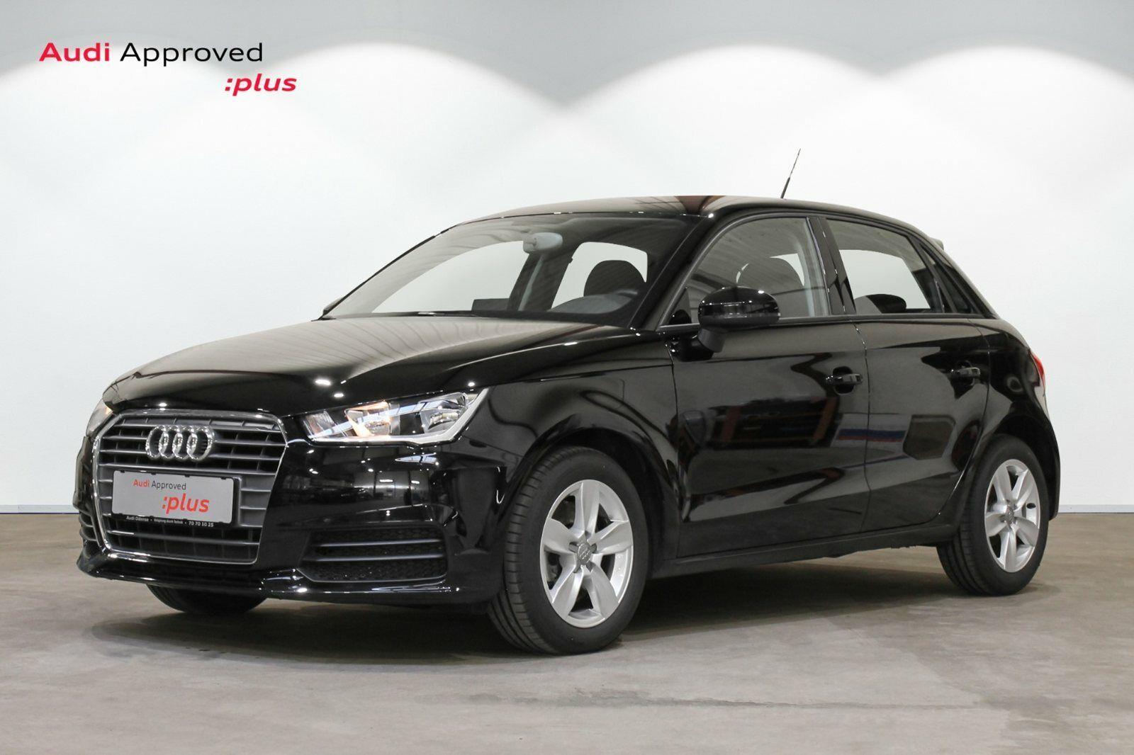 Audi A1 1,4 TFSi 125 SB 5d - 240.000 kr.