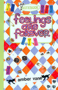 Vane-Amber-Feelings-are-forever-Love-Notebook-Very-Good-Book