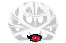 UK Bag /& Rack Mount Bicycle Light Helmet Topeak Tail Lux 1//2 Watt Rear Bike