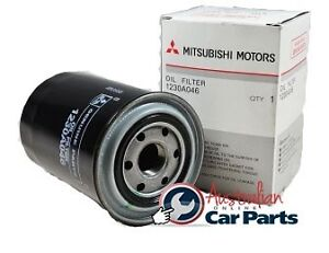 OIl-Filter-for-Mitsubishi-Pajero-NP-NS-NT-NW-4M41-Z372-2002-2018-GENUINE-washer