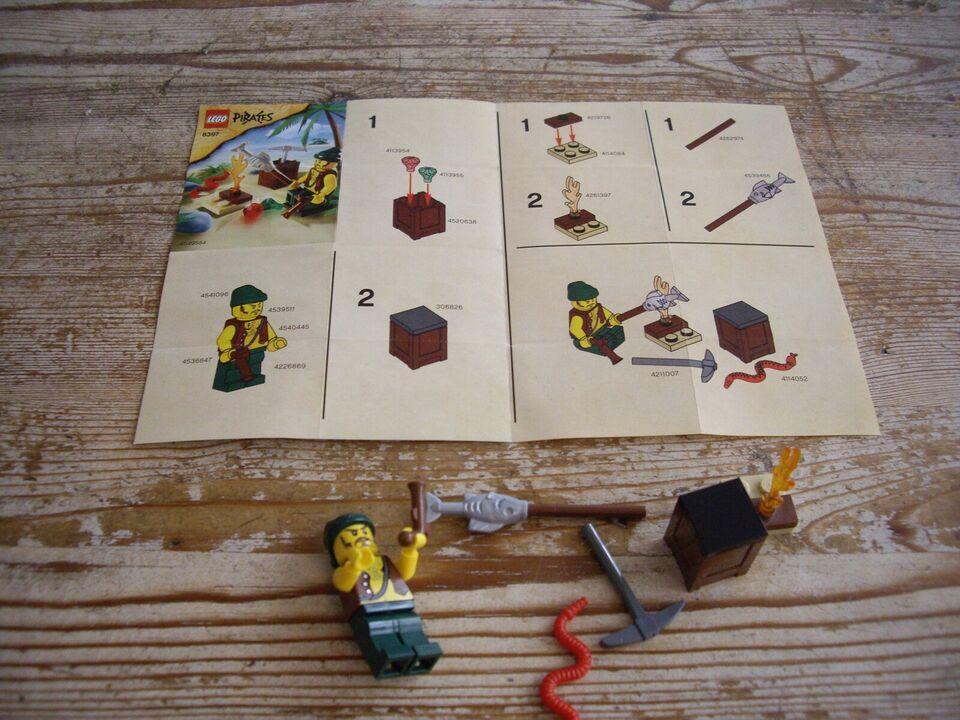 Lego Pirates, 8397