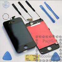 UK For Apple iPhone 4 4G LCD Display Digitizer Touch Replacement Screen