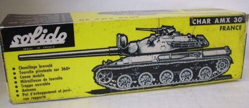Repro Box Solido Militär Nr.209 Panzer AMX 30