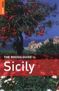 The-Rough-Guide-to-Sicily-Inglese-Brown-Andrews-Libro-Nuovo-in-Offerta
