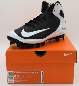 ccdb32aa7d90 Image is loading Nike-Alpha-Huarache-Pro-Mid-MCS-Baseball-Cleats-