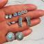 2018-New-Design-Long-Tassel-Stud-Earring-Set-For-Women-Bohemia-Fashion-Jewelry thumbnail 175