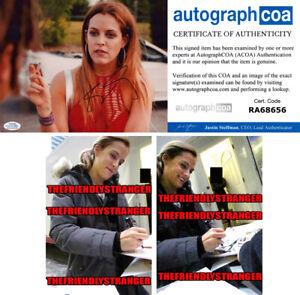 RILEY-KEOUGH-signed-Autographed-8X10-PHOTO-C-PROOF-HOT-Sexy-ACOA-COA
