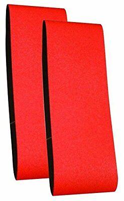 L 36 Grit Extra Coarse  2 pk Diablo  Sanding Belt  3 in W x 21 in