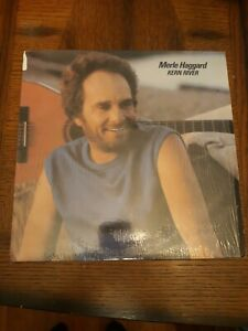 MERLE HAGGARD KERN RIVER LP 1985 GREAT COND! VG++/VG++!! In the SHRINK WRAP
