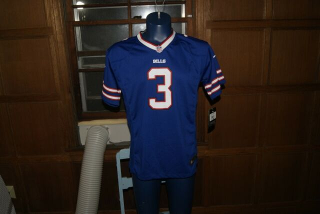 Youth Kid Nike NFL Buffalo Bills Jersey Blue Red White Sz XL for  hot sale