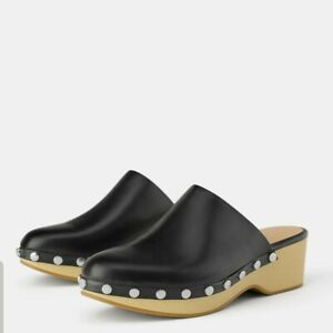 Zara Shoe Clogs   eBay
